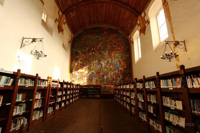 Ex Convento de San Agustín (Pátzcuaro)