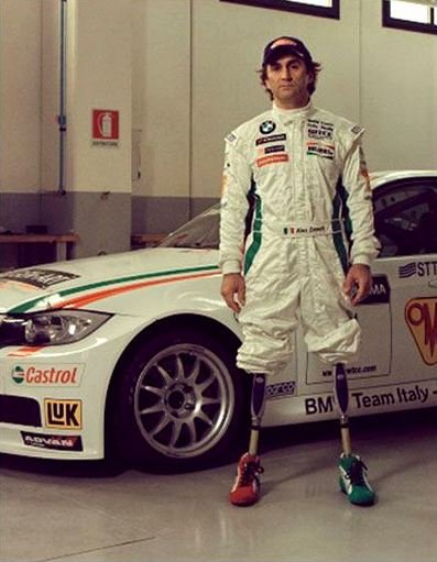 Alex Zanardi: el gran Optimista