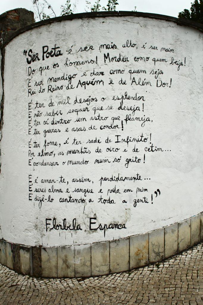 ser poeta – florbela espanca